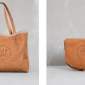 Bolsos de color caramelo de Slow Love
