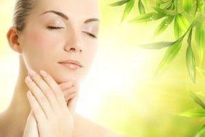 hierbas para el acne
