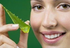 Aloe Vera para Eliminar las Manchas del Acné
