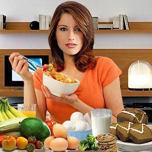 Una Alimentación Saludable para tener un Cabello Sano