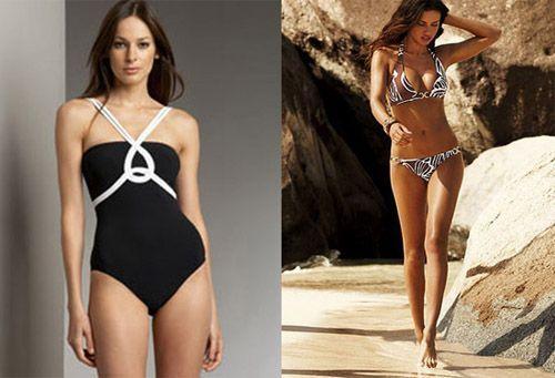 Realza tu Cuerpo: ¿Bikini o Bañador?