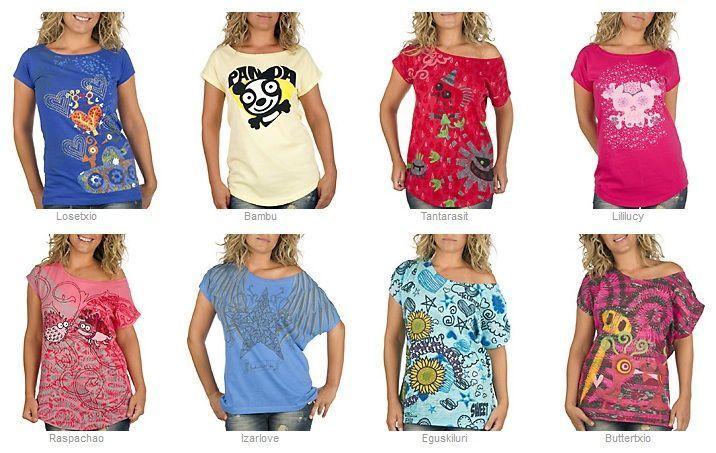 camisetas kukusumuxu