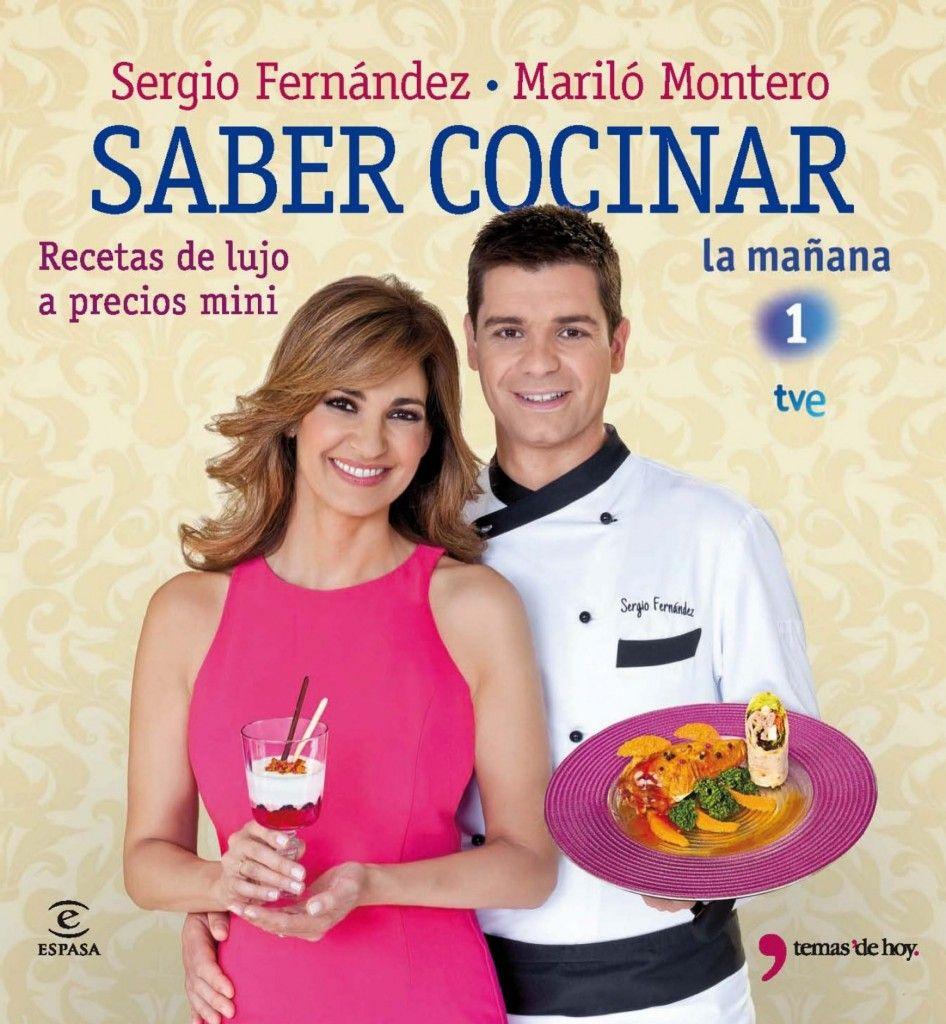 Mariló Montero y Sergio Fernández presentan su Nuevo Libro de Recetas