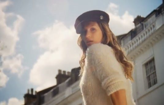 Gisele Bündchen imagen de H&M