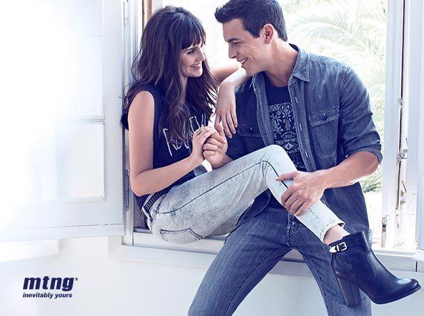 Mario Casas y Lucía Ramos, imagen de Mustang