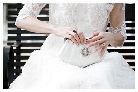 bolsos de novia