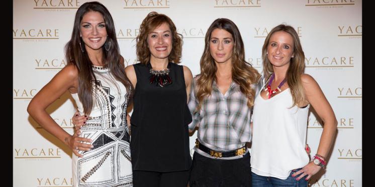 Lorena Bernal y Elena Tablada madrinas de Yacaré
