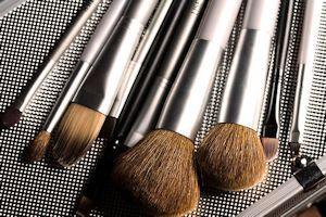 Bicarbonato para limpiar las brochas de maquillaje
