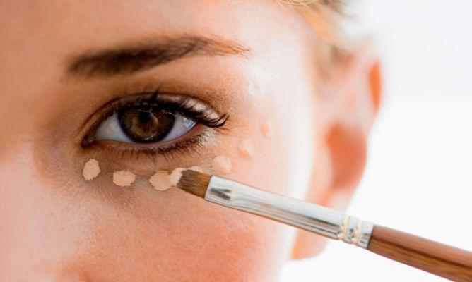 Maquillar Ojeras