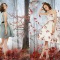 Catálogo de Vestidos Dolores Promesas Heaven Otoño 2015