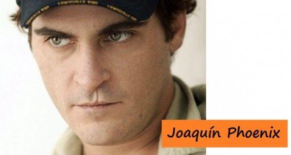 Joaquín Phoenix con una cicatriz de Labio Leporino
