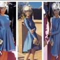 A la Venta el Vestido que María José Suárez lució en la Boda de Eva González