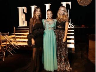 Glamour en la Fiesta de los 30 años de la Revista Elle