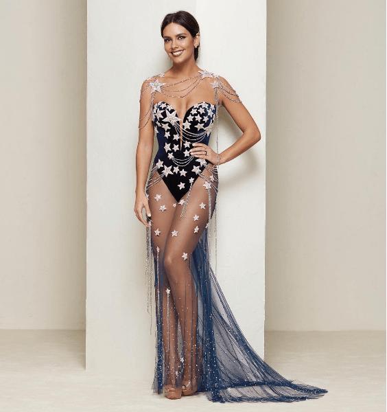 Vestido de Cristina Pedroche