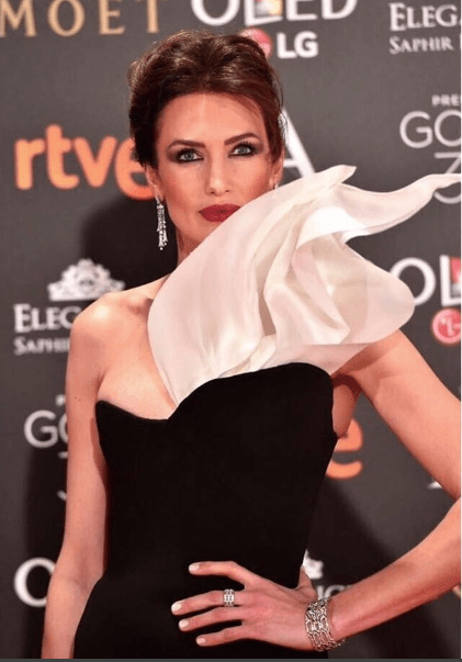 Foto de Nieves Álvarez