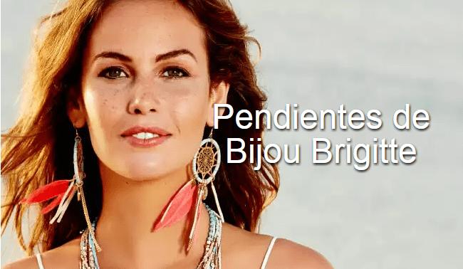 Catálogo Bijou Brigitte de Pendientes Largos