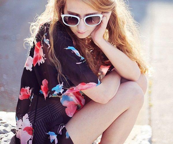 Cómo Combinar un Kimono y Crear Muchos Looks
