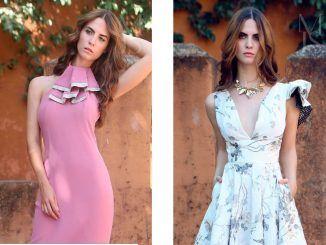 Vestidos de María José Suárez