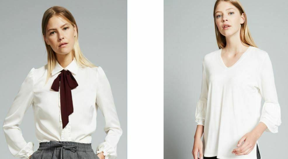 Camisas blancas de Dándara