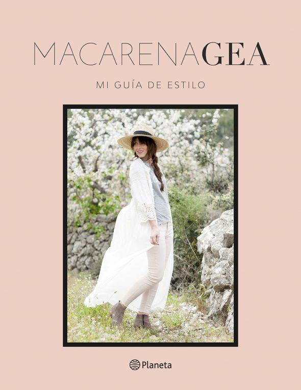 Macarena Gea publica su Guía de Estilo en Libro