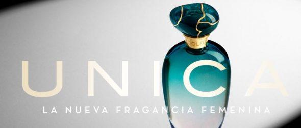 Única, Nuevo Perfume de Adolfo Domínguez