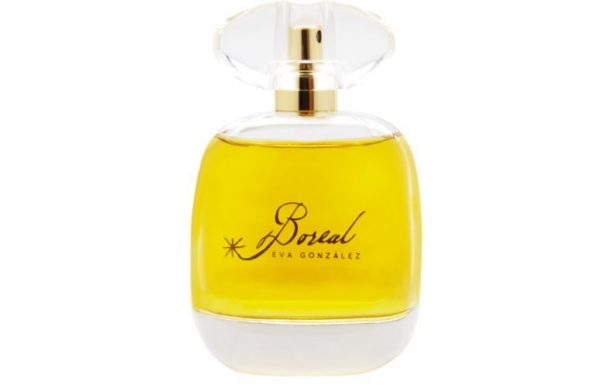 Eva González, perfume Boreal