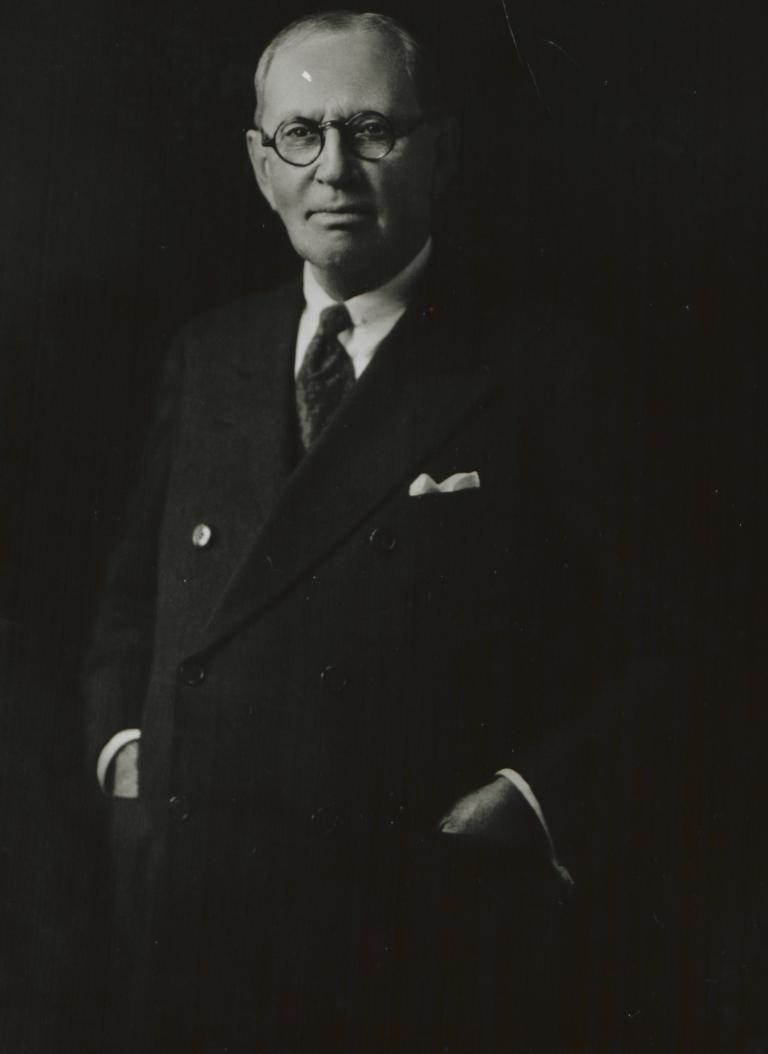 McConnell en 1928