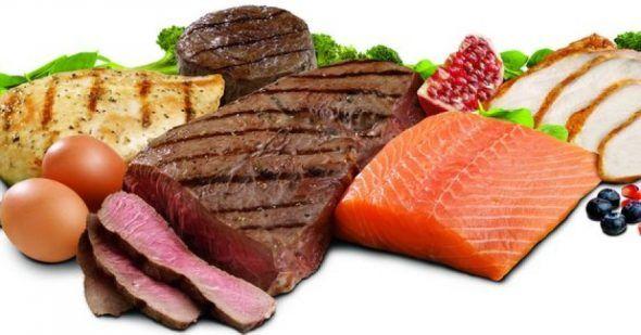 Proteína en tu Dieta