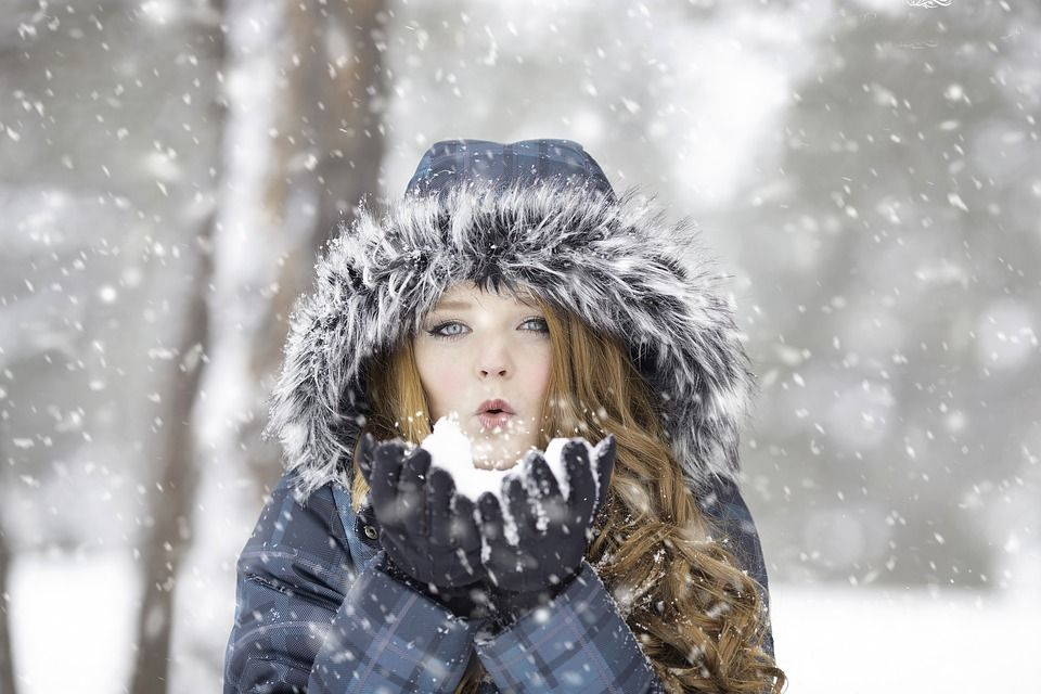 Cómo estar radiante durante el invierno