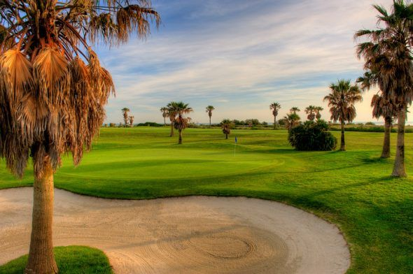 Golf en Costa Ballena
