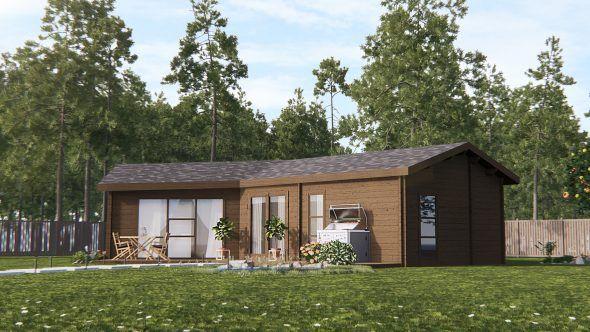 Casas de madera y sus beneficios